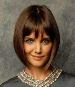 3katieholmes آموزش کوتاه کردن مو و انواع مدلهای مصری
