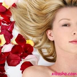 Flowers For Beautiful Skin Optimized دردسر خال ها
