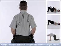 1x1.trans چند تمرین برای کمر درد و جلوگیری از آن