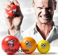 Anger management set three stress balls to release anger Copy Optimized خشم خود را مديريت كنيم مصالحه‌ سركوب يا فرار؟!