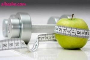 diet Optimized 300x198 عوارض رژیم وراهکار جلوگیری از افتادگی پوست