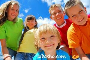 HappyKids2 Optimized سلامت و گشاده رويي رابطه دارند!