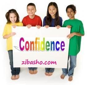 confidence Optimized افـــزایـــش اعتماد به نفس در کــودکـان