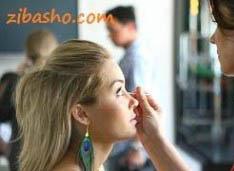 peacock earrings Optimized 300x208 انتخاب و بهداشت و سلامت آرایشگاهها