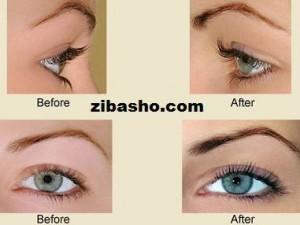 eyelashperm2 Optimized 300x225 رنگ کردن مژه ها