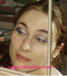 oropaee 6 264x300 آموزش آرایش اروپایی