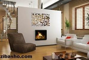 decorative mirror interior 2 Optimized 300x203 رنگهایی که کنار هم می نشینند
