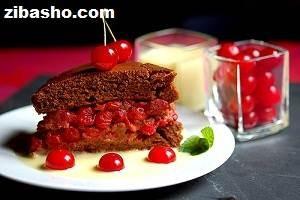 پختن کیک با ماکروویو