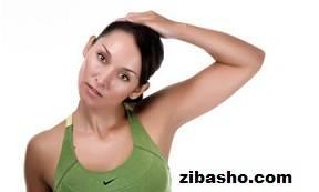 neck lateral b Optimized چند ورزش مفید برای گردن