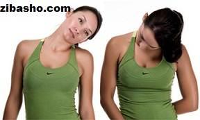 neck tilt1 Optimized چند ورزش مفید برای گردن