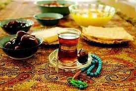 wwww سفره ی افطار را رنگین کنید