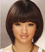 hairstyles for your oval face shape medium 1 بهترین مدل مو مناسب نوع صورت شما (قسمت دوم)