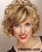 hairstyles for your oval face shape short 2 بهترین مدل مو مناسب نوع صورت شما (قسمت دوم)