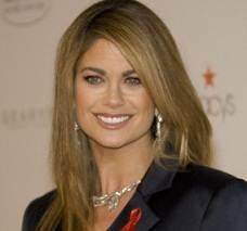 kathy ireland triangle بهترین مدل مو مناسب نوع صورت شما (قسمت دوم)