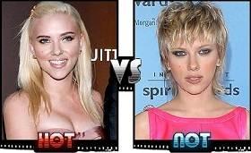 whats hot scarlett johansson hairstyles wispy vs straight بهترین مدل مو مناسب نوع صورت شما(قسمت اول)