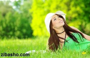 beautiful women loving life today Optimized فرصتي براي يك حس خوب