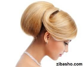 bridal hair courses2 Optimized استفاده از حالت دهنده های مو