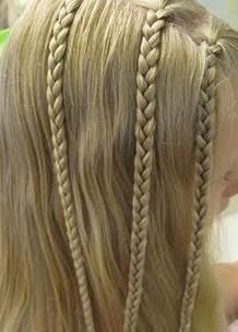 IMG 1816 دو ایده برای آرایش موهای صاف و لخت