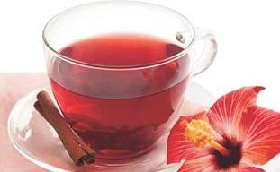 Hibiscus tea Optimized چای ترش سرشار از آهن!
