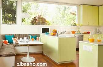 zibasho1 آشپزخانه را برای سال نو آماده کنید