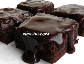 105070065 آموزش کیک کوئیک میکس شیرعسلی