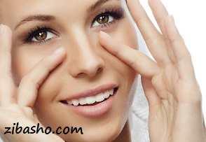 fasebilding  تمریناتی برای کاهش افتادگی پلک