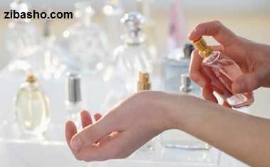 perfume selection عطــر مـورد علاقه تان را انتخاب كنيد