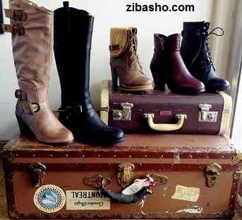Womens Boots and Shoes in Kelowna انتخاب بوت مناسب