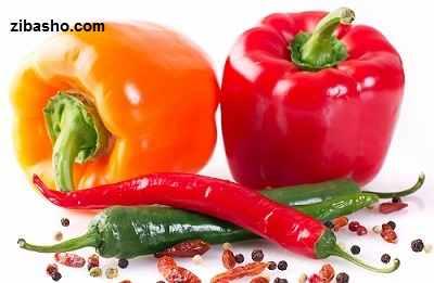 pepper اندر خواص و فواید فلفل