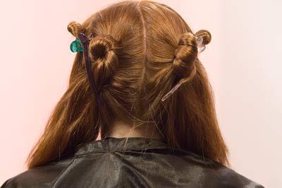 2separate 4 sections آموزش تصویری کوتاه کردن مو بلند