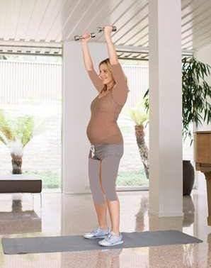 3 2 Optimized تقویت بدن و رهایی از درد در دو دوره ی آخر بارداری