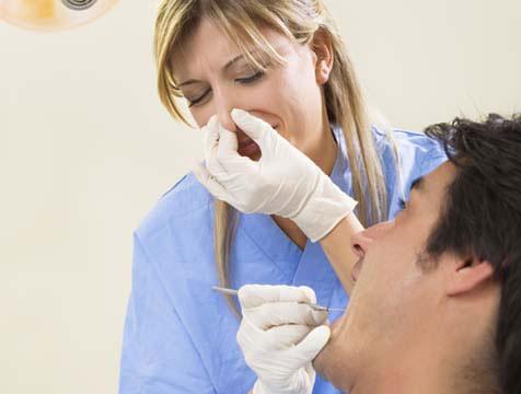 42 رفع بوی بد دهان و همه عوامل ایجاد آن درمان در دندان پزشکی