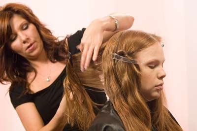 4cut at 90 degree angle آموزش تصویری کوتاه کردن مو بلند