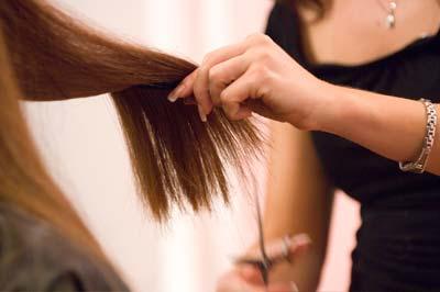 5weight out with 7 inch shears آموزش تصویری کوتاه کردن مو بلند
