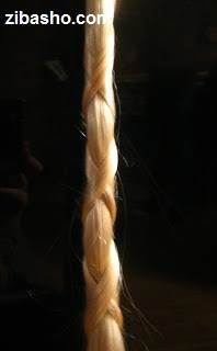 IMG 2998 آموزش چند بافت ساده برای موها