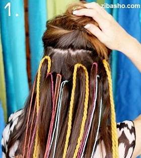 Yarn1 Copy 2 موهای شاد