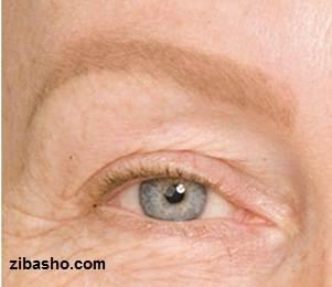 eyebrowziba11 Optimized1 چگونه استنسیل ابرویتان را بسازید و با آن کار کنید؟