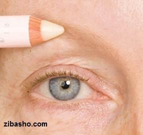 eyebrowziba8 Optimized چگونه استنسیل ابرویتان را بسازید و با آن کار کنید؟