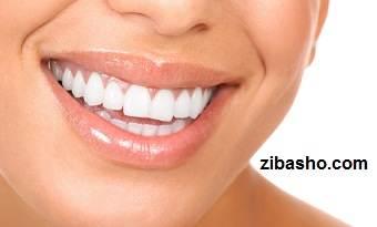 woman smile Optimized با لبهایی شاداب بخندید
