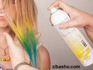 zibashoshad موهای شاد